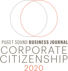 Puget Sound Business Journal Corporate Citizenship 2020